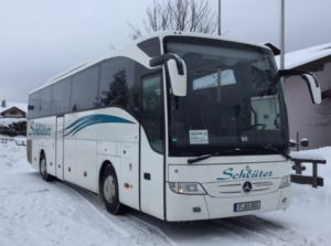 Schlüter travel Mercedes Benz Tourismo coach