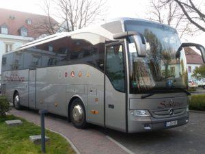 Schlüter Reisen Mercedes Benz Tourismo Reisebus